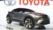 2015 Toyota C-HR Concept front three quarter at IAA 2015