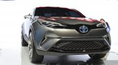 2015 Toyota C-HR Concept front three quarters at IAA 2015
