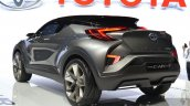 2015 Toyota C-HR Concept rear three quarters at IAA 2015