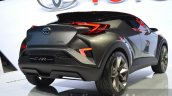 2015 Toyota C-HR Concept rear three quarters right at IAA 2015