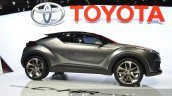 2015 Toyota C-HR Concept side at IAA 2015