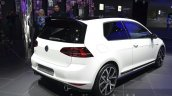 2015 VW Golf GTI Clubsport rear three quarter at IAA 2015