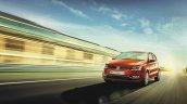 2015 VW Polo India front quarter