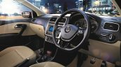 2015 VW Polo India interior