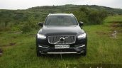 2015 Volvo XC90 D5 Inscription front far full review
