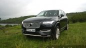 2015 Volvo XC90 D5 Inscription front quarter full review