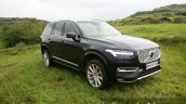 2015 Volvo XC90 D5 Inscription front three quarter full review