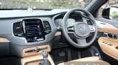 2015 Volvo XC90 D5 Inscription interior (2) full review