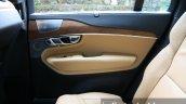 2015 Volvo XC90 D5 Inscription rear door panel full review