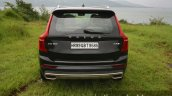 2015 Volvo XC90 D5 Inscription rear full review