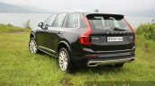 2015 Volvo XC90 D5 Inscription rear quarter full review