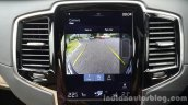 2015 Volvo XC90 D5 Inscription rear view camera full review