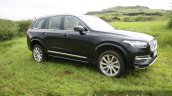 2015 Volvo XC90 D5 Inscription side quarter full review