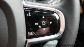 2015 Volvo XC90 D5 Inscription steering left spoke full review