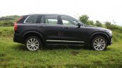 2015 Volvo XC90 D5 side Inscription full review