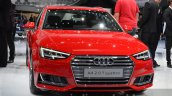 2016 Audi A4 Avant S-line front quarter at the IAA 2015