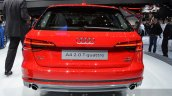 2016 Audi A4 Avant S-line rear at the IAA 2015