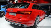 2016 Audi A4 Avant S-line rear three quarter at the IAA 2015