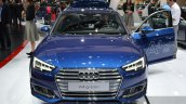 2016 Audi A4 g-tron front at the IAA 2015