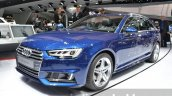 2016 Audi A4 g-tron front three quarter at the IAA 2015