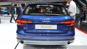 2016 Audi A4 g-tron rear at the IAA 2015