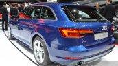 2016 Audi A4 g-tron rear three quarter at the IAA 2015