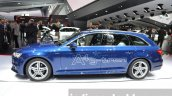 2016 Audi A4 g-tron side at the IAA 2015