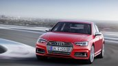 2016 Audi S4 front quarter (1) unveiled ahead of IAA debut