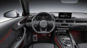 2016 Audi S4 interior unveiled ahead of IAA debut