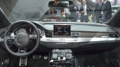 2016 Audi S8 Plus dashboard at IAA 2015