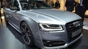 2016 Audi S8 Plus front three quarter left at IAA 2015