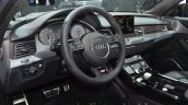 2016 Audi S8 Plus interior at IAA 2015