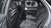 2016 Audi S8 Plus rear seat at IAA 2015