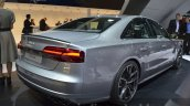 2016 Audi S8 Plus rear three quarter at IAA 2015