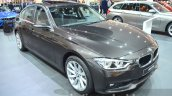 2016 BMW 3 series facelift front end at the IAA 2015