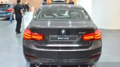 2016 BMW 3 series facelift rear at the IAA 2015
