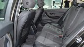 2016 BMW 3 series facelift rear cabin at the IAA 2015