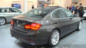 2016 BMW 3 series facelift rear three quarter at the IAA 2015