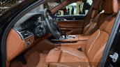 2016 BMW 7 Series Individual front cabin at the IAA 2015