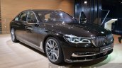2016 BMW 7 Series Individual front three quarter at the IAA 2015