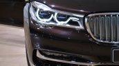 2016 BMW 7 Series Individual headlamp at the IAA 2015