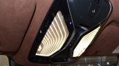 2016 BMW 7 Series Individual interior lighting at the IAA 2015