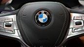 2016 BMW 7 Series Individual steering pad at the IAA 2015