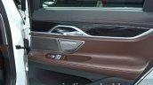 2016 BMW 7 Series M-Sport door panel at the IAA 2015