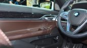 2016 BMW 7 Series M-Sport front door panel at the IAA 2015