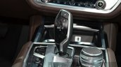 2016 BMW 7 Series M-Sport gear selector at the IAA 2015