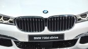 2016 BMW 7 Series M-Sport grille at the IAA 2015