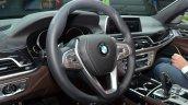2016 BMW 7 Series M-Sport interior at the IAA 2015