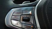 2016 BMW 7 Series M-Sport left steering spoke at the IAA 2015