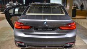 2016 BMW 7 Series rear at the IAA 2015